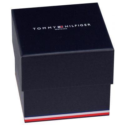 tommy hilfiger trent multifunktion herrenuhr 1791137 ebay. Black Bedroom Furniture Sets. Home Design Ideas