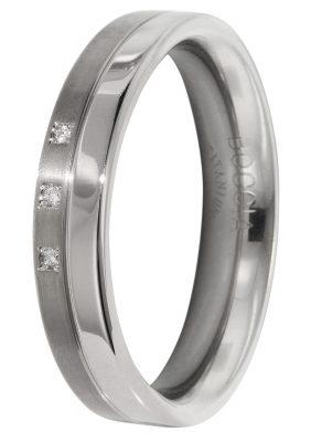 Boccia 0129-03 Titanium Damen-Ring
