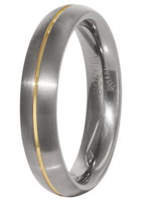Boccia 0130-02 Titanium Herren-Ring