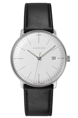 Junghans 041/4817.00 max bill Quarz Herrenuhr