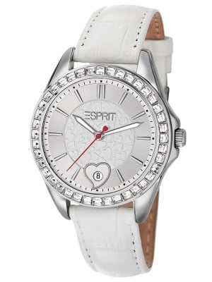 Esprit ES106232002 Dolce Vita Love White Damenuhr-Set