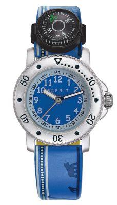 TP10833 Blue Kinderuhr
