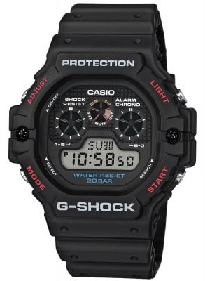 Casio DW-5900-1ER G-Shock Digital-Herrenarmbanduhr