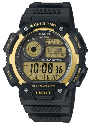 Casio AE-1400WH-9AVEF Herren-Digitaluhr