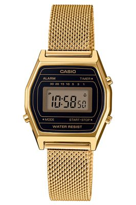 Casio LA690WEMY-1EF Retro Damen-Digitaluhr