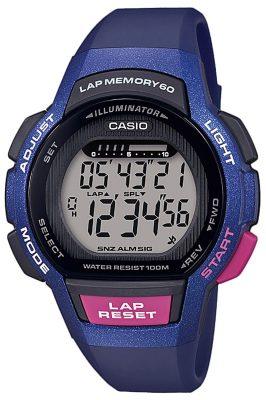 Casio LWS-1000H-2AVEF Digitale Armbanduhr für Damen