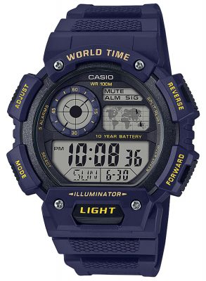 Casio AE-1400WH-2AVEF Digitaluhr
