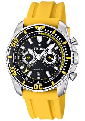 Festina F16574/1 Herren Quarz-Chronograph