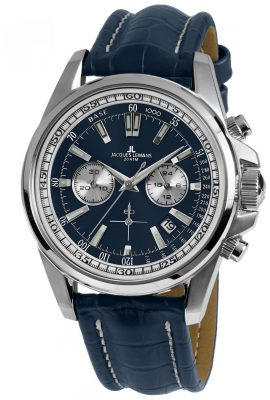 Jacques Lemans 1-1117.1VN Herrenuhr Chronograph Liverpool