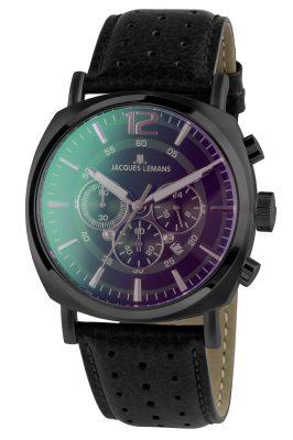 Jacques Lemans 1-1645N Herren-Chronograph Lugano