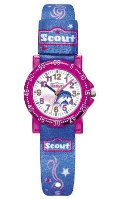 280375001 Armbanduhr für Mädchen Delfin