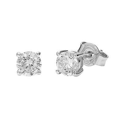 Viventy 777334 Damen-Ohrringe aus Silber