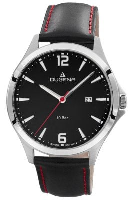 Dugena 4460992 Herren-Armbanduhr Boston 10 Bar Wasserdicht