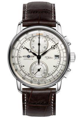 Zeppelin 8670-1 Herren-Chronograph 100 Jahre Zeppelin Ed. 1