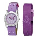 Esprit 102764008 Love Song Berry Kinderuhr