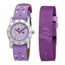 Esprit 102764008 Love Song Berry Kids Watch