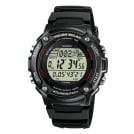 Casio W-S200H-1BVEF Solar Alarm-Chronograph