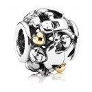 Pandora 791040 Silber Charm Familie