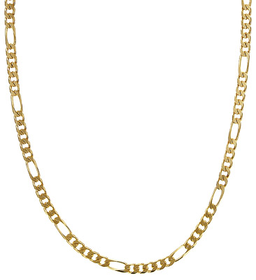 72863 Goldkette Figaro 585/-