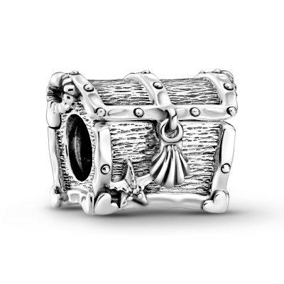 Pandora 799432C00 Silber Charm Schatzkiste