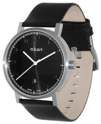 a.b.art O109 Herren-Armbanduhr