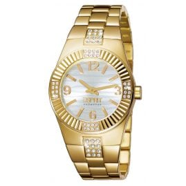 Esprit Collection EL900302003 Dione Gold Damen-Armbanduhr