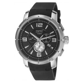 Esprit Collection EL101921F02 Ourea Black Chronograph Herrenuhr