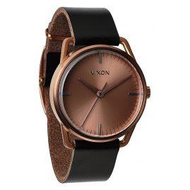 Nixon A129 734 Mellor Black Copper Armbanduhr