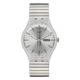 Swatch SUOK700B Resolution Small Watch
