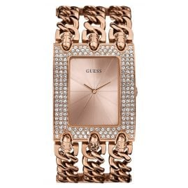 Guess W0085L3 Heavy Metal Ladies Watch