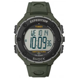 Timex T49951 Expedition Shock Vibrating Alarm Herrenuhr