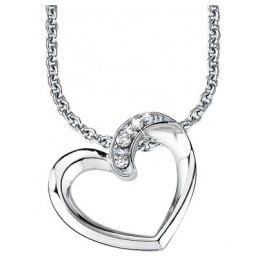 s.Oliver 393201 Silver Ladies Necklace