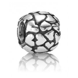 Pandora 790174 Silber Charm Kugel Herz