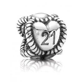 Pandora 791048 Silber Charm 21