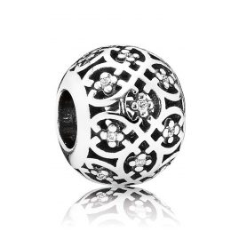Pandora 791295CZ Decorative Silber Bead
