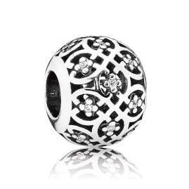 Pandora 791295CZ Decorative Silber Bead