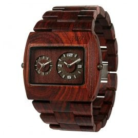 WeWood WW02004 Jupiter Brown Herrenuhr