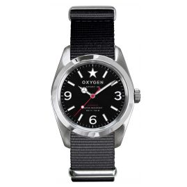 Oxygen EX-S-WAS-38-BL Washington 38 Armbanduhr