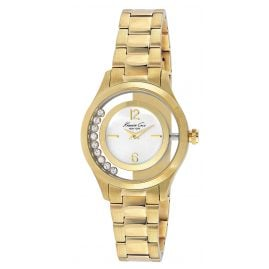 Kenneth Cole KC4942 Transparency Damen-Quarzuhr