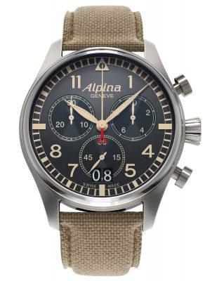 AL-372BGR4S6 Startimer Pilot Herren-Chronograph