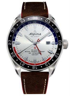 AL-550SRN5AQ6 Alpiner 4 GMT Automatic Herrenuhr