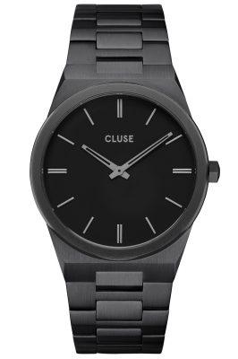 Cluse CW0101503005 Herren-Armbanduhr Vigoureux Schwarz