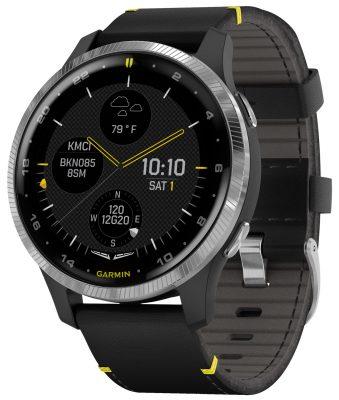 Garmin 010-02173-42 Piloten-Smartwatch D2 Air GPS
