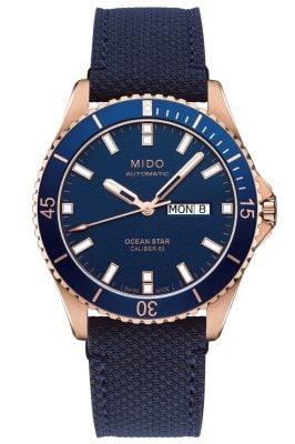 Mido M026.430.36.041.00 Automatik-Armbanduhr für Herren Ocean Star