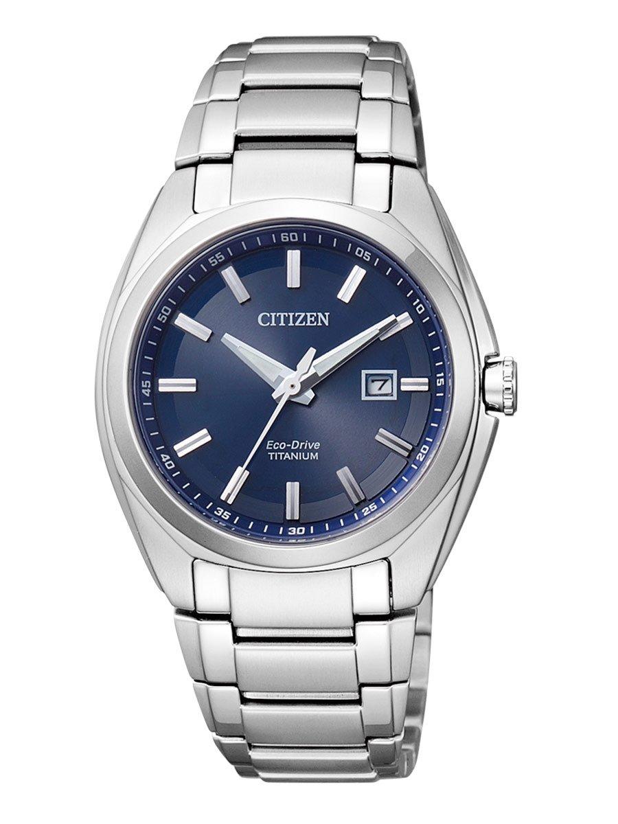 bei Uhrcenter: Citizen EW2210-53L Eco-Drive Titan Damenuhr - Damenuhr