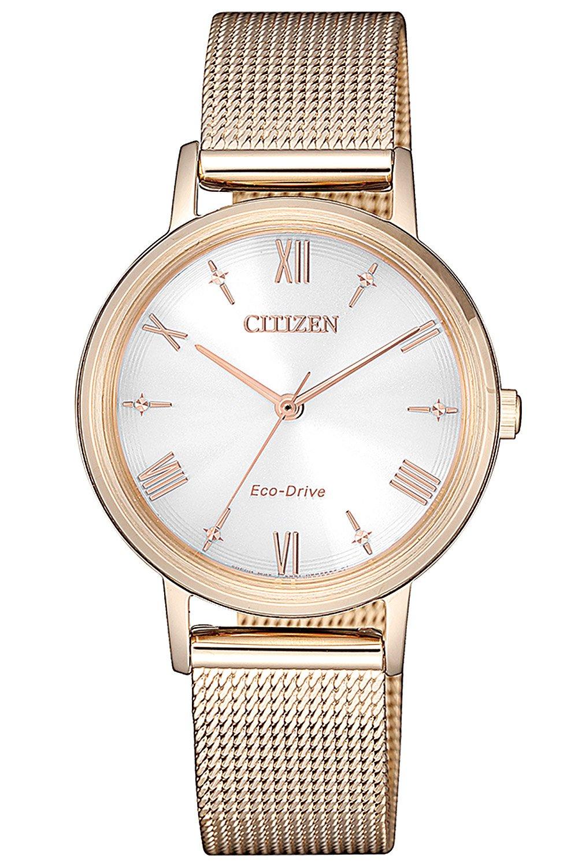 bei Uhrcenter: Citizen EM0576-80A Damenuhr Eco-Drive - Damenuhr