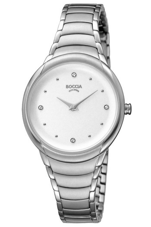 bei Uhrcenter: Boccia 3276-09 Titan-Damenuhr Trend - Damenuhr