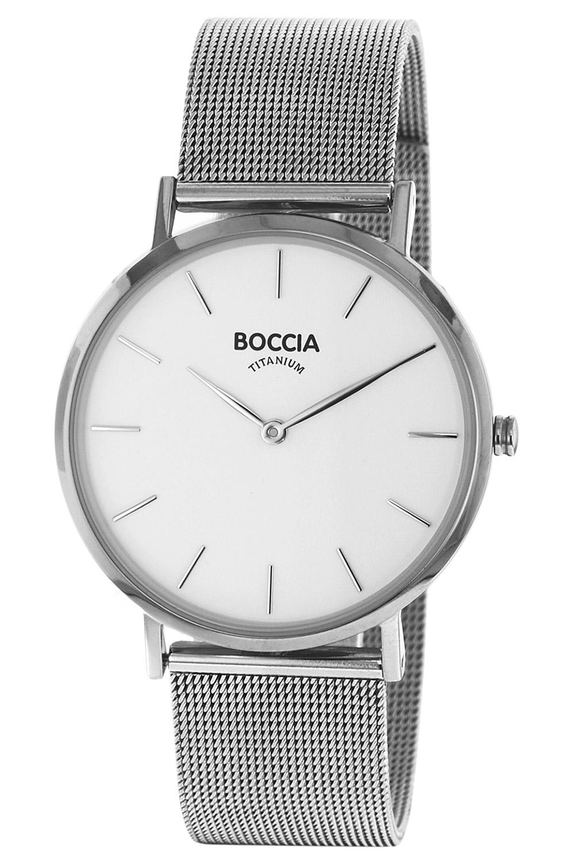 bei Uhrcenter: Boccia 3273-09 Titan-Damenuhr - Damenuhr