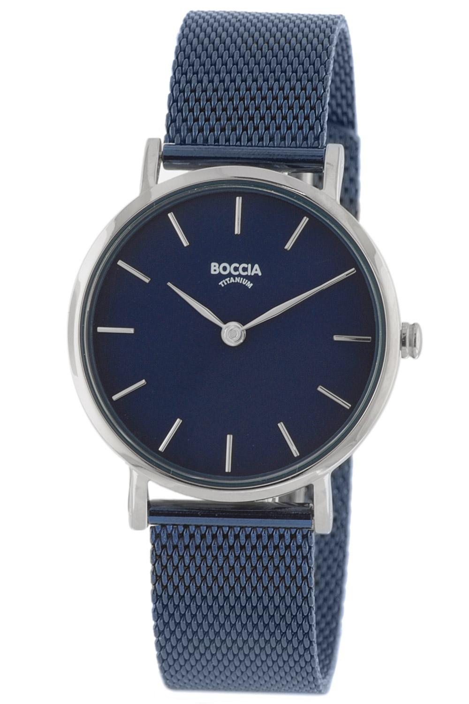 bei Uhrcenter: Boccia 3281-07 Titan-Damenuhr - Damenuhr