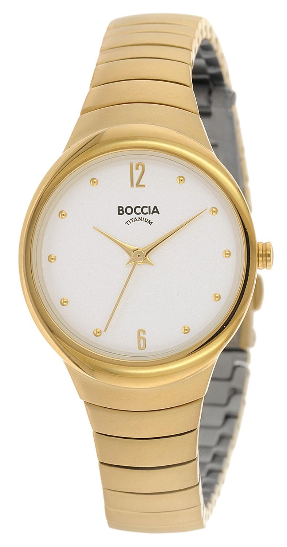 bei Uhrcenter: Boccia 3307-02 Damenuhr Titan - Damenuhr